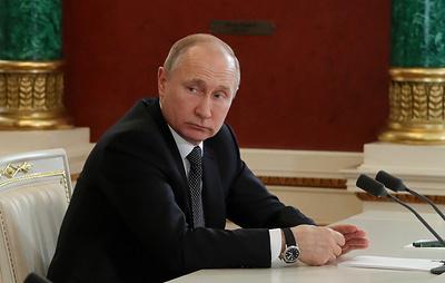 Путин встретится с Ким Чен Ыном во второй половине апреля в России