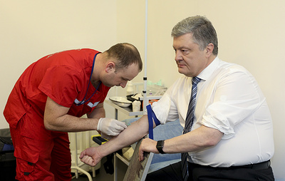 Скандалы между Петром Порошенко и Владимиром Зеленским на выборах 2019 года