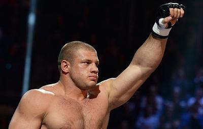 Российский боец Штырков попал в больницу перед боем на турнире UFC, его поединок отменен