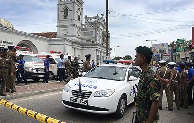 СМИ: число жертв взрывов на Шри-Ланке превысило 150 человек