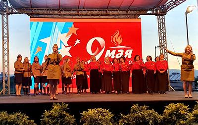 В Северной Македонии проходят торжественные мероприятия по случаю Дня Победы