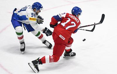 Пять сборных лишились шансов на выход в четвертьфинал ЧМ по хоккею по итогам пятницы
