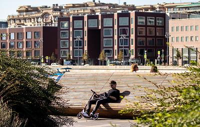 До 27 градусов тепла ожидается в Москве в ближайшие дни
