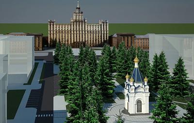 В Челябинске из-за протеста жителей заморозили проект по строительству часовни