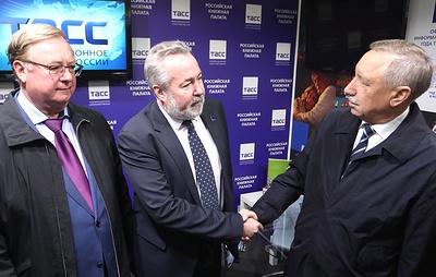 ТАСС – генеральный инфопартнер XIV Санкт-Петербургского международного книжного салона