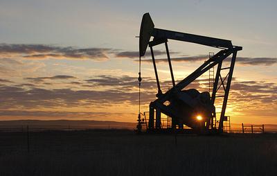 Цена нефти Brent упала ниже $69