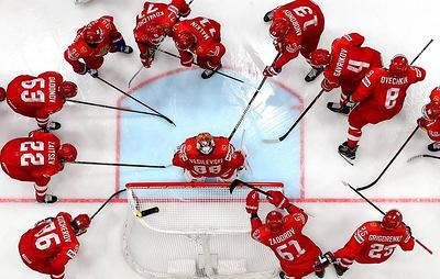 Сборные России и Чехии по хоккею сыграют за бронзу чемпионата мира в Словакии