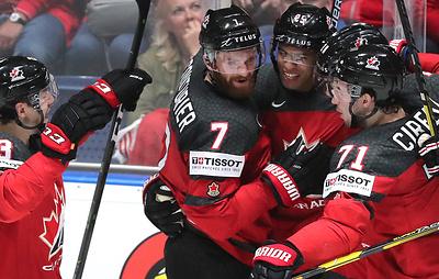 Сборные РФ и Канады так и не сыграли на ЧМ по хоккею. Финны и канадцы поспорят за золото