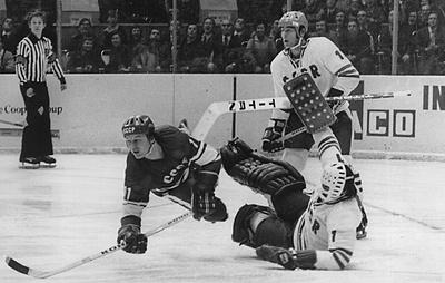 Олимпийский чемпион 1976 года Борис Александров введен в Зал славы IIHF