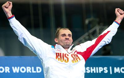 Олимпийский чемпион Лесун выиграл этап Кубка мира по современному пятиборью в Чехии