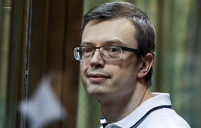 Экс-замглавы управления СК по Москве Денис Никандров вышел из колонии по УДО