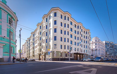 Секреты фасадов доходных домов Москвы
