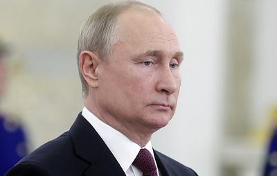 Путин призвал работать с полной отдачей для повышения благополучия россиян