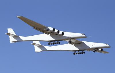 CNBC: экспериментальный самолет Stratolaunch продается за $400 млн