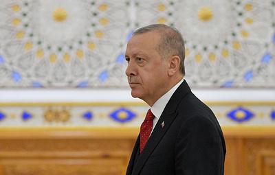 Эрдоган заявил, что поставки С-400 могут начаться в первой половине июля
