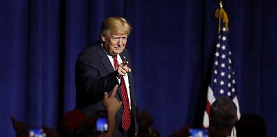 Шесть пишем, два в уме. Может ли Трамп быть президентом дольше положенных сроков?