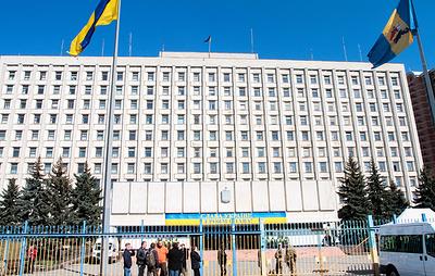 ЦИК Украины зарегистрировал первую партию на выборах в Раду