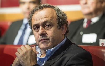 СМИ: бывший президент УЕФА Мишель Платини взят под стражу по подозрению в коррупции