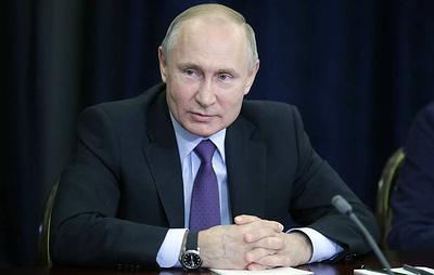 Путин проведет прямую линию с россиянами