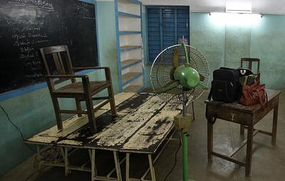 В индийском штате Тамилнад открылась школа для одного ученика