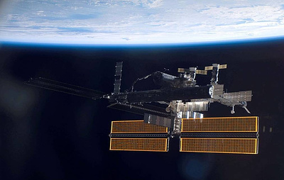 Ученые разрабатывают камеру для определения утечек на МКС