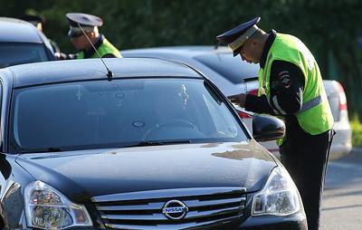 В МВД пока не разработан механизм конфискации автомобилей у нетрезвых водителей