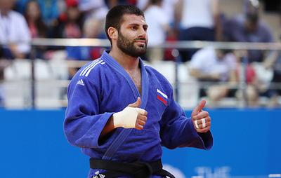 Российские дзюдоисты завоевали восемь медалей на Европейских играх