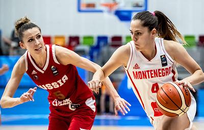 Женская сборная России начинает выступление на чемпионате Европы по баскетболу