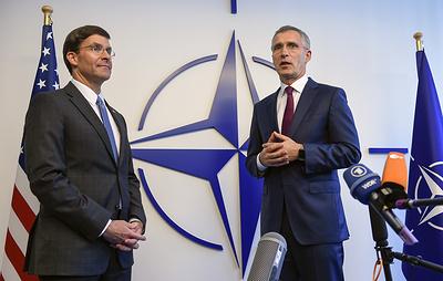 НАТО приняла набор мер для сдерживания России без ДРСМД