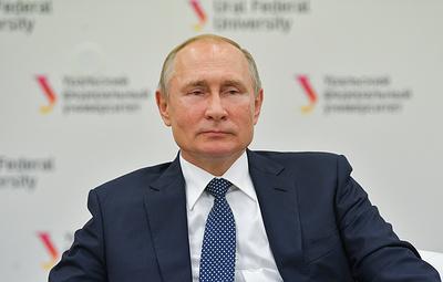 Путин рассказал о договоренностях с Обамой по Украине и о ставке Киева на Хиллари Клинтон