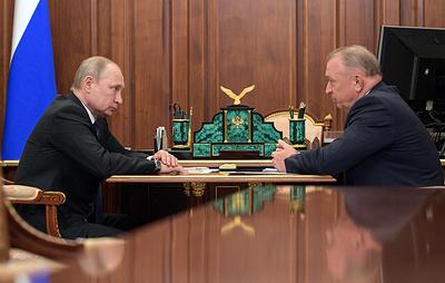 """Путин призвал уточнить понятие """"семейный бизнес"""""""