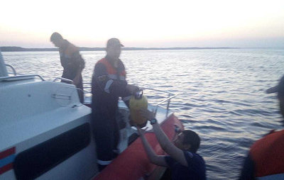 В Якутии возбудили дело после гибели семи человек не реке Лена