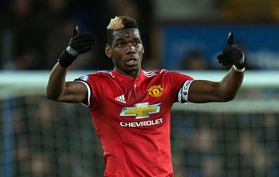 """Тренер """"Манчестер Юнайтед"""" Сульшер заявил, что хочет строить игру команды вокруг Погба"""