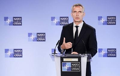 Столтенберг пообещал, что НАТО не будет действовать зеркально в ответ на выход РФ из ДРСМД