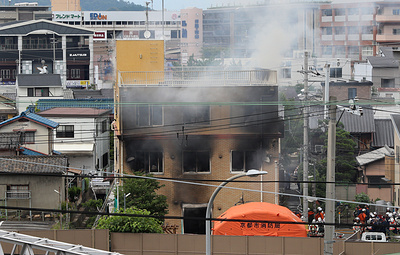 Хронология случаев массовых убийств в Японии