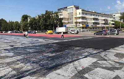 В мэрии Екатеринбурга обещают восстановить испорченную работу Покраса Лампаса