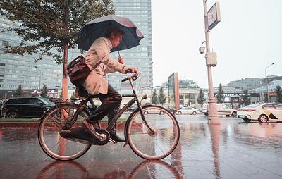 Случаи аномально холодной погоды в Москве в летние месяцы