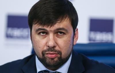 Глава ДНР заявил, что власти Украины не стремятся к миру в Донбассе