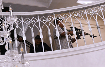 Экс-президент Киргизии признался, что стрелял во время штурма по спецназовцам