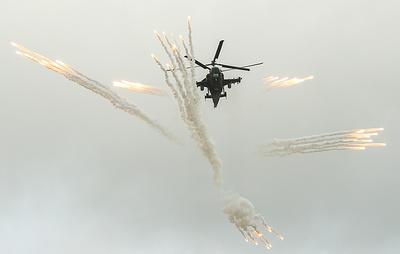 "Экипажи ВКС сбросили 22 тонны авиабомб в ходе розыгрыша эпизода ""Авиамикс"""