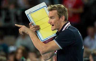 Главный тренер сборной России Туомас Саммельвуо: волейбол — это не работа, это страсть