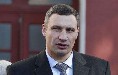 Правительство Гройсмана решило не рассматривать вопрос об увольнении Кличко
