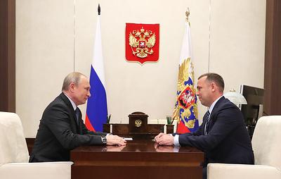 """Путин поручил курганским властям договориться с """"Газпромом"""" о газификации ряда районов"""