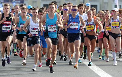 """ВФЛА проверяет законность участия монгольских бегунов в марафоне """"Чистый Байкал"""""""