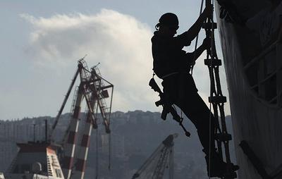 Случаи захвата российских моряков в заложники