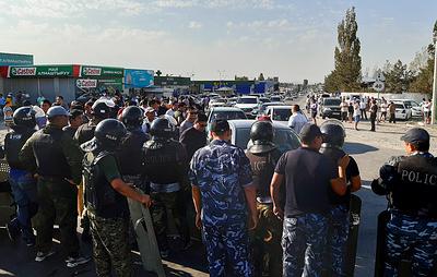 МВД Киргизии обнаружило у родственника Атамбаева список расходов на массовые беспорядки