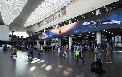 Терминал большого города. В Саратове открылся новый аэропорт Гагарин