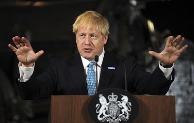 Джонсон предложил урегулировать вопрос ирландской границы после Brexit
