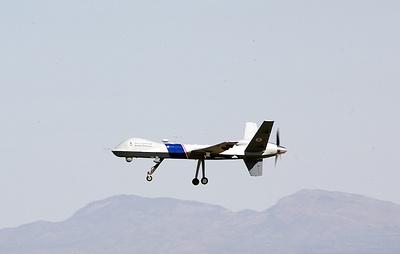 Reuters: американский военный беспилотник MQ-9 сбили в Йемене