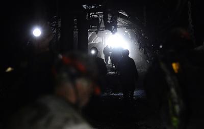 В шахте на Урале произошло обрушение породы